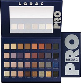 LORAC Mega PRO Palette 2 for Holiday Limited Edition(205 Value)