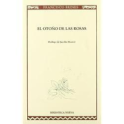 El otoño de las rosas -- Premio Nacional de Poesía 1987