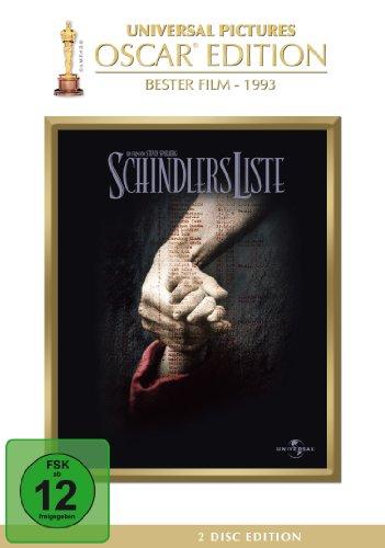 Bild von Schindlers Liste (Oscar-Edition) [2 DVDs]