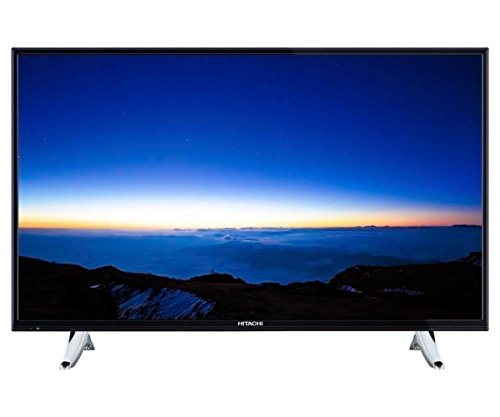 Televisores LED Hitachi 40HB6T62H 40\' Full HD Smart TV WiFi Negro LED TV 40HB6T62H