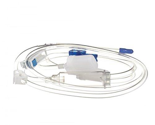 flowfusor KF22–94–150Bewässerung Set, Twin Flasche, transparent, latexfrei (20Stück)