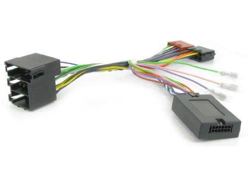 T1 Audio T1-CTSCT006-ALPINE - Citroën Relais/Pullover 2008> Lenkrad Stalk Interface Netzteil inklusive Alpine Patchkabel -