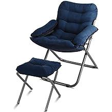 cojines para sillones - Azul - Amazon.es