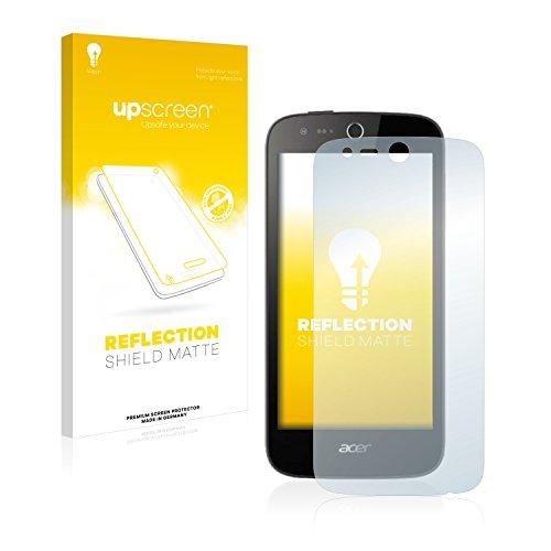 upscreen Reflection Shield Matt Displayschutzfolie Acer Liquid Z330 Schutzfolie Folie - Entspiegelt, Anti-Fingerprint (Matte Schutzfolie, Acer, Kratzfest, Transparent, 1 Stück)