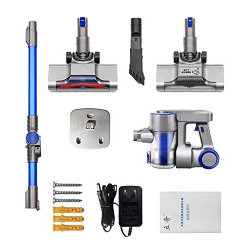 Licy Aspirapolvere Senza Fili Home Handheld Mute Mini Mini Potente ad Alta Potenza di Ricarica acaro Due modalità di Regolazione Gratuita