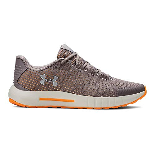 Under Armour Micro G Pursuit Se, Scarpe Running Donna, Grigio (Tetra Gray/Summit White/Metallic Silver 601), 39 EU