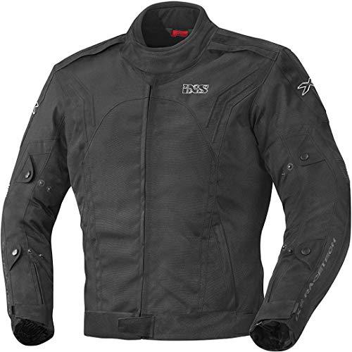 Preisvergleich Produktbild IXS RANDELL Herren Motorrad Textiljacke Sport - schwarz