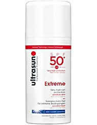 ULTRASUN Gel Solaire Extreme SPF 50+, 100 ml