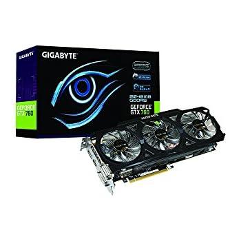 GIGABYTE GeForce GTX 760 OC 2048MB GDDR5 PCI-E 3.0