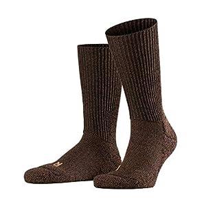 FALKE Unisex Socken Walkie Ergo – Merinowollmischung, 1 Paar, Versch. Farben, Größe 37-48 – Dicker, warmer…
