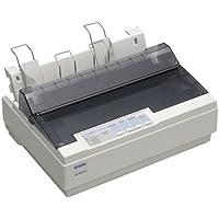 Epson LQ-300+II 300carácteres por segundo impresora de matriz de punto - Impresora matricial de punto (A4 (210 x 297 mm), 300 carácteres por segundo, Code 39,POSTNET,UPC-A,UPC-E, 32 KB, 200 millón de caracteres, 6000 h)