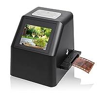 Emperor of GadgetsŽ Film Scanner to Convert Film Negatives and Photo Slides to JPG Digital Files | 14 Megapixel (22MP Max) Scanner for 35mm Film Slides and Negatives, 110 Film, 126 Film, 135 Film - Now Includes Free 8GB Memory Card!