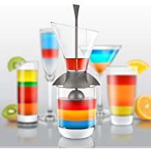 Rainbow Cocktail-verseur multicouche