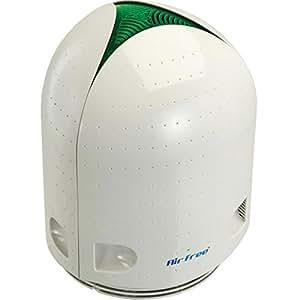 Airfree E60Filterless 45-Watt Air Purifier (White)