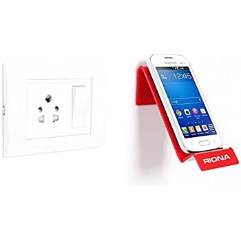 Riona Bathroom/Kitchen Wall Mobile Holder/Stand - MobiHold A7S