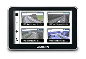 Garmin NuLink 2340 4.3 inch Satellite Navigation with UK and Western Europe Maps, Live Services and Traffic, and Bluetooth