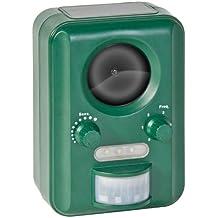 Voss.sonic 2000 - repellente ad ultrasuoni regolabile alimentato ad energia solare per animali