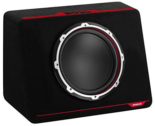 BOSS AUDIO BASS10P 10 Zoll 600 Watt Gehäuse-Subwoofer (Subwoofer-10 Boss)