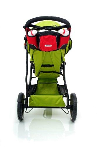 phil&teds Hangbag Stroller Handle Caddy, Green