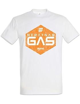 Urban Backwoods Beratnas Gas T-Shirt – Tamaños S – 5XL