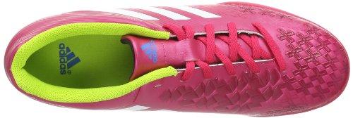 adidas Performance Predito Lz In F32608 Herren Sportschuhe - Fitness Pink (VIVID BERRY S14 / RUNNING WHITE FTW / SOLAR SLIME)