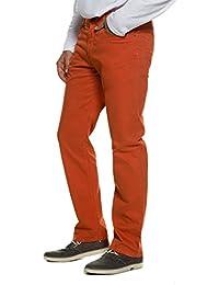 JP 1880 Herren große Größen bis Größe 66 | Hose aus Twill |Cargo Hose im aus Baumwoll-Jersey | elastischer Bund & 5 Taschen | Regular Fit | 708328