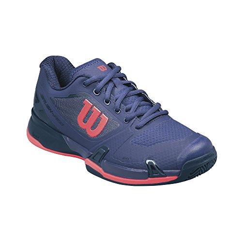 Wilson Damen Wrs323040e080 Tennisschuhe, Mehrfarbig (Multicolor/Astral Aura/Evening Blue/Fiery Cora), 42 EU