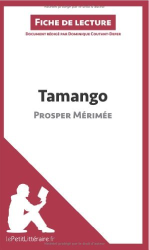 Tamango [Pdf/ePub] eBook