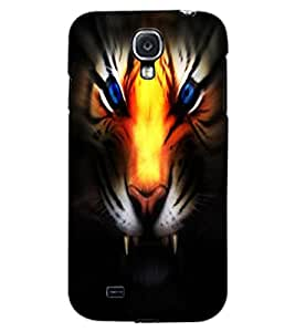 SAMSUNG GALAXY MEGA 6.3 TIGER Back Cover by PRINTSWAG