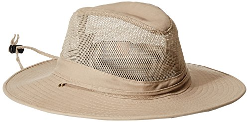 dorfman-pacific-coolmax-solarweave-safari-hat-spf4-marron-small