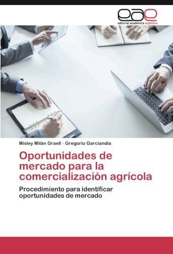 Oportunidades de mercado para la comercialización agrícola