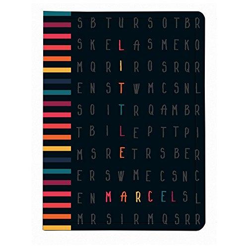 Exacompta, Little Marcel: Lettere 40vues-A4