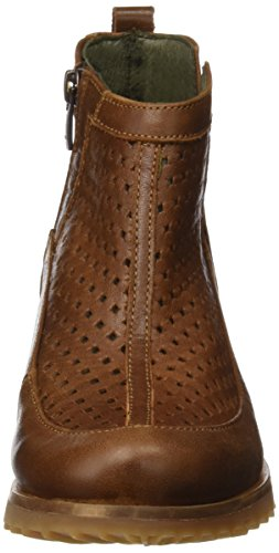 Naturalista Kentia N5102 Marroni Stivali legno Classiche El Ibon Donne tdqxOwWf6
