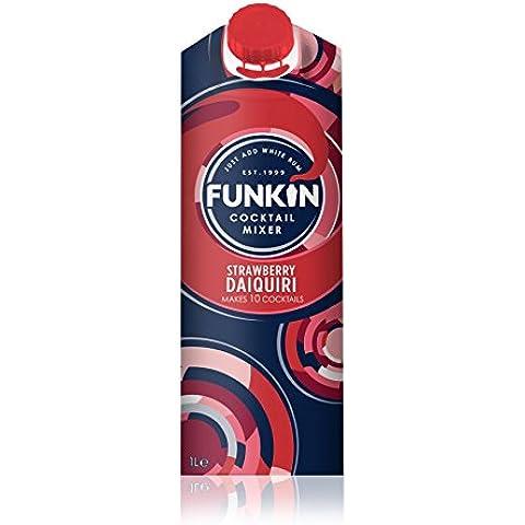 Funkin Daiquiri de fresa Mezclador de 1 litro