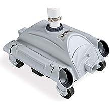 Festnight Limpiador Automático Robot Piscina Limpiafondos para Piscinas Elevadas Intex con Una Manguera de ...