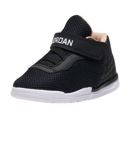 low priced 6321c a5412 Nike Unisex Baby Jordan Academy BT Sneaker, Black (Schwarz Weiß-Cool Grey