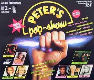 Pop Show (Doppel-CD, 26 Hits, incl. Magic Symphony, Love Me On The Rocks, Love Is A Shield, Es ist ein Alptraum ohne Stammbaum, 16 Jahr etc.) Personal Shield