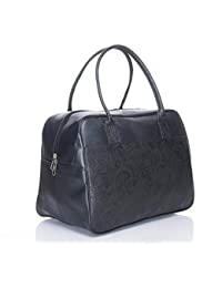 FLYIT Travel Women Duffel Bag Black Color