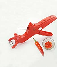 Multipurpose knife ,cutter for vegetable ,fruit etc with lock