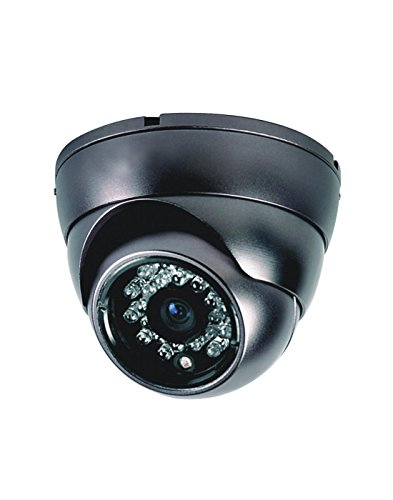 Speed CCTV DOME CAMERA SONY CCD 800 TVL 812 (Black and White)  available at amazon for Rs.1500
