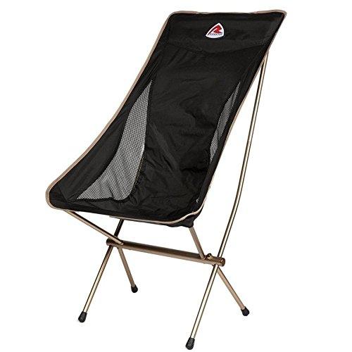 Robens Observer Camping Chair, Unisex, Observer, black