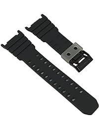Ersatzband Uhrenarmband Resin Band Grau passend zu Casio G-Shock G-5500TS 10332093