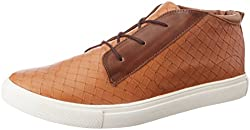 Knotty Derby Mens Lockhart Chukka Tan Boots -9 UK/India (43 EU)