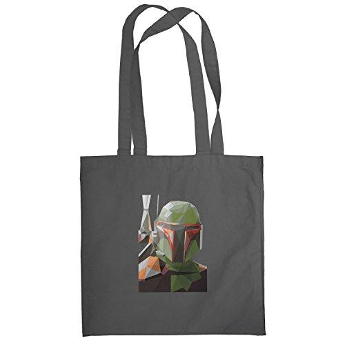 Texlab–Poly Bounty Hunter–sacchetto di stoffa Grau