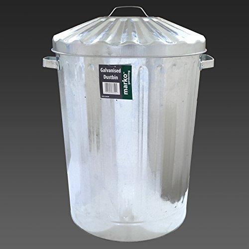 tamano-grande-90l-de-metal-galvanizado-cubo-de-basura-desague-alimentacion-animal-de-almacenamiento-