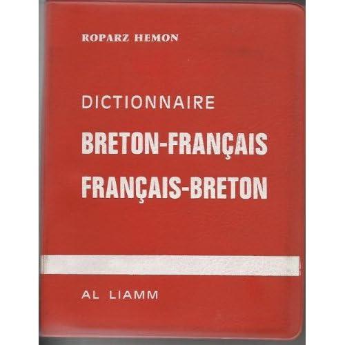 Dictionnaire français-breton