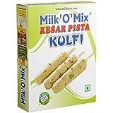 Milkomix Kesar Pista Kulfi Mix Flavored Milk Powder – 150g