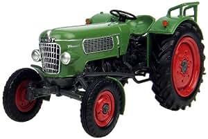 Universal Hobbies - UH6100 - Modélisme - Tracteur Fendt Farmer 2 - Vert