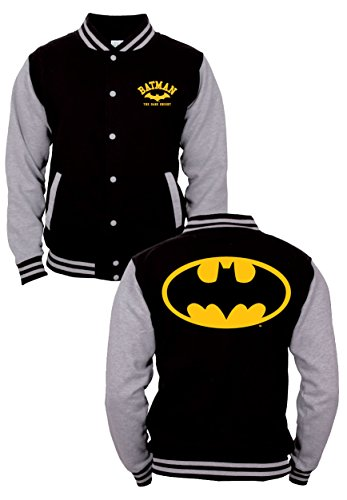 Batman-Baseball-Jacke-The-Dark-Knight-Gre-S