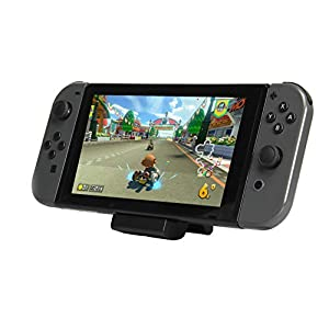 iMW Switch Ladestation – Schwarz- Alle Nintendo-Konsolen